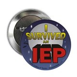 "I Survived an IEP 2.25"" Button (100 pack)"