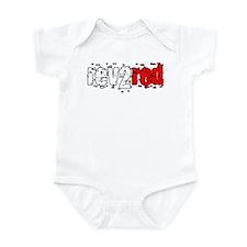 Rev 2 Red Infant Bodysuit