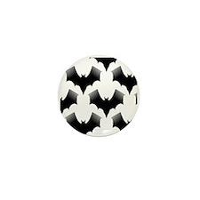 BLACK BATS Mini Button (100 pack)