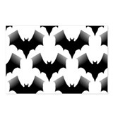 BLACK BATS Postcards (Package of 8)
