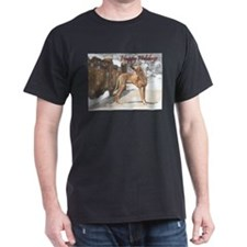 Unique Dog breed rhodesian ridgeback T-Shirt