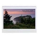 Grand Manan Images Wall Calendar