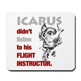 Icarus-Instructor Mousepad