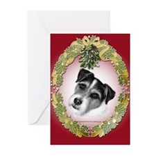 Jack Russell Terrier Greeting Cards (Pk of 20)