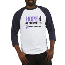 Alzheimer's Awareness Baseball Jersey