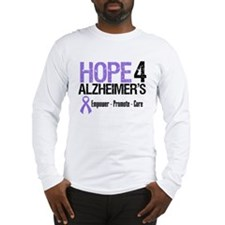 Alzheimer's Awareness Long Sleeve T-Shirt
