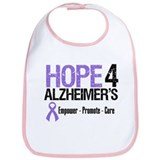 Alzheimer's Awareness Bib