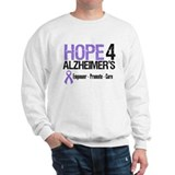 Alzheimer's Awareness Sweater