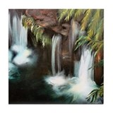 Waterfall Tile Coaster