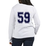 NUMBER 59 BACK T-Shirt