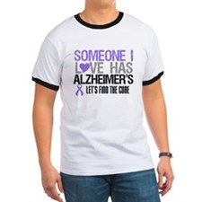 Someone I Love Has Alzheimer's T