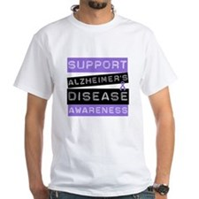Support Alzheimer's Awareness Shirt