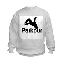 Parkour, Anytime Jumper Sweater