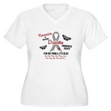 Diabetes Awareness Month 2.2 T-Shirt