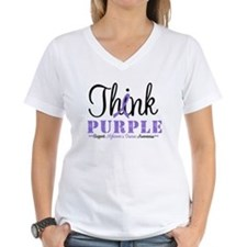 Think Purple Alzheimer's Shirt