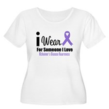 I Wear Purple (Someone I Love) T-Shirt