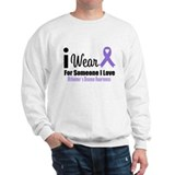 I Wear Purple (Someone I Love) Sweater