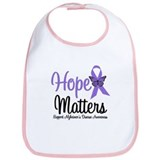 Alzheimer's Hope Matters Bib