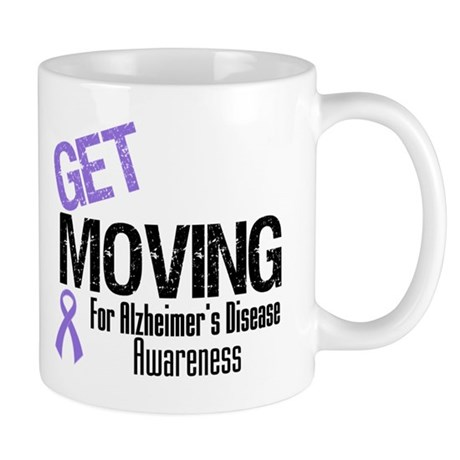 Get Moving Alzheimer's Mug