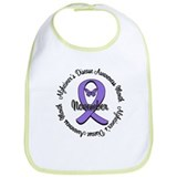 Alzheimer's Awareness Month Bib