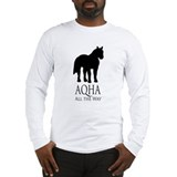 AQHA All The Way Long Sleeve T-Shirt