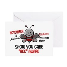 Diabetes Awareness Month 4.1 Greeting Card