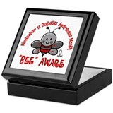 Diabetes Awareness Month 4.2 Keepsake Box