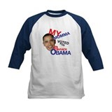 MY MOMMA VOTED FOR BARACK OBAMA Tee