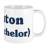 Brenton the bachelor Small Mug