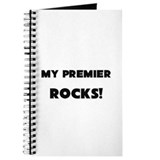 MY Premier ROCKS! Journal