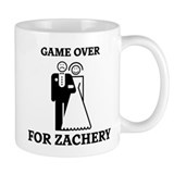 Game over for Zachery Small Mug