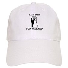 Game over for Willard Baseball Cap