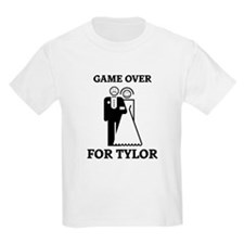 Game over for Tylor T-Shirt