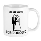 Game over for Rodolfo Small Mug