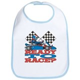 Go Kart Ready to Race Bib