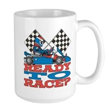 Go Kart Ready to Race Mug