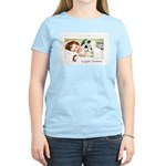 Christmas Gift Dreams Women's Light T-Shirt