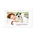 Christmas Gift Dreams Mini Poster Print