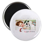 Christmas Gift Dreams Magnet
