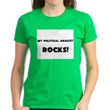 MY Political Analyst ROCKS! Tee