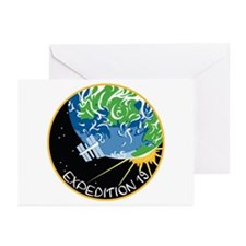 Expedition 19 Greeting Cards (Pk of 10)