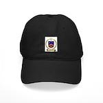 GRONDIN Family Crest Black Cap