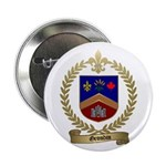 GRONDIN Family Crest Button