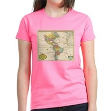 Unique State map Tee