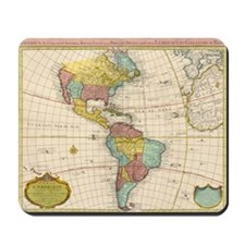 Cute Globe Mousepad