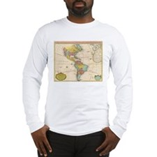 Cute Globe Long Sleeve T-Shirt