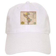 Unique Globe Baseball Cap
