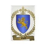GUAY Family Crest Rectangle Magnet (10 pack)