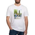 Water COlor petanque T-Shirt