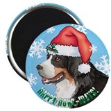 Holiday Berner Magnet